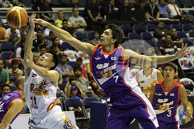 trade for wantaway center Japeth Aguilar, but Talk 'N Text refused to