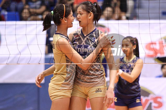 Towering Santiago siblings help Lady Bulldogs hit new heights in V-League