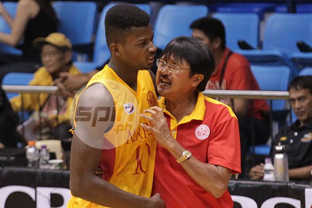 Atoy Co insists NU not interested in Allwell Oraeme but mum on status of controversial Mapua import