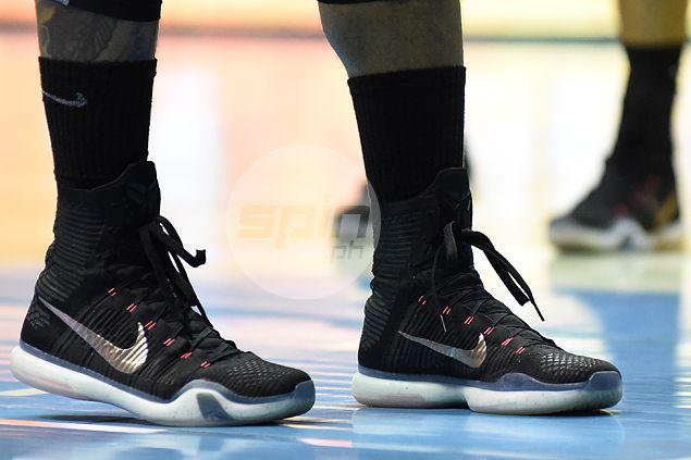 playeras Nike kobe 10 ros