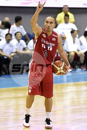 Blackwater\u0027s Mike Cortez wearing his Nike Kyrie 1 \