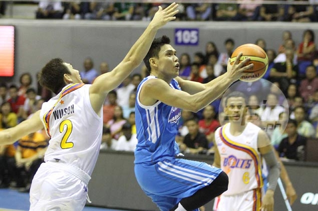 few days, San Mig star PJ Simon has been the object of trade rumors