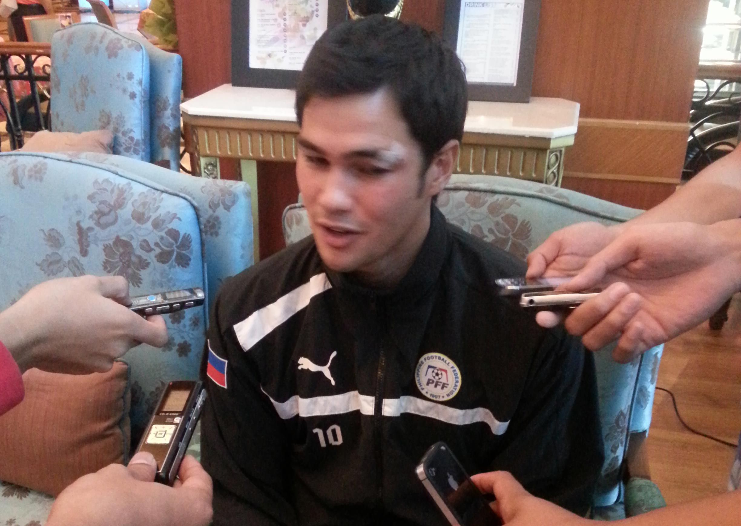 Opportunity for trio as Weiss plans to ring changes for Vietnam match