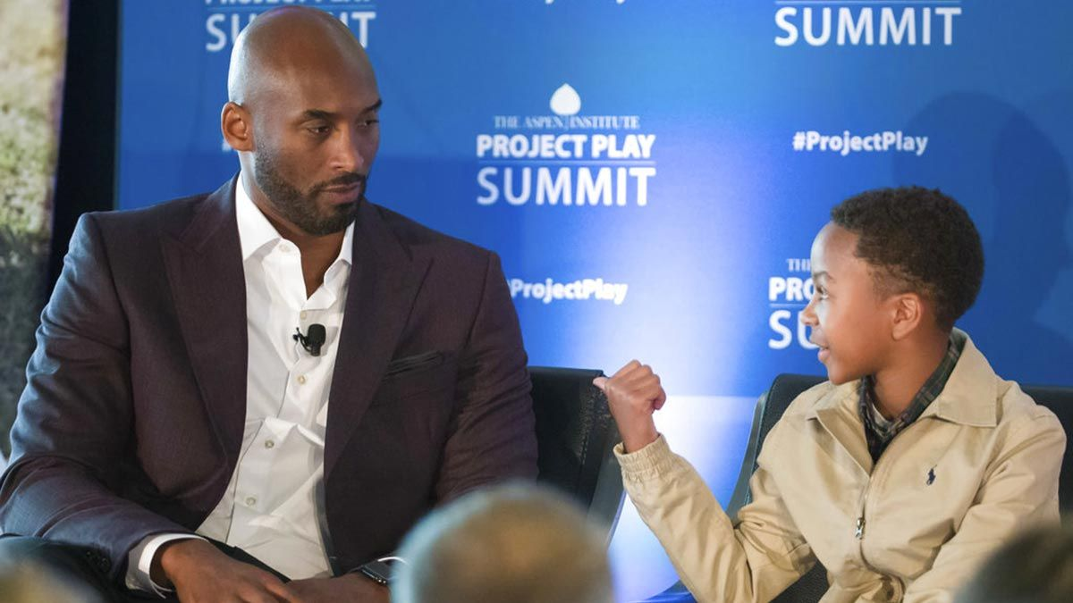 Kobe Now A Book Publisher Plans To Release Young Adult Novels