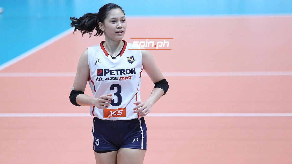 Mika Reyes On Locals Stepping Up In Game 2 Of Petron F2 Logistics Psl Grand Prix Finals