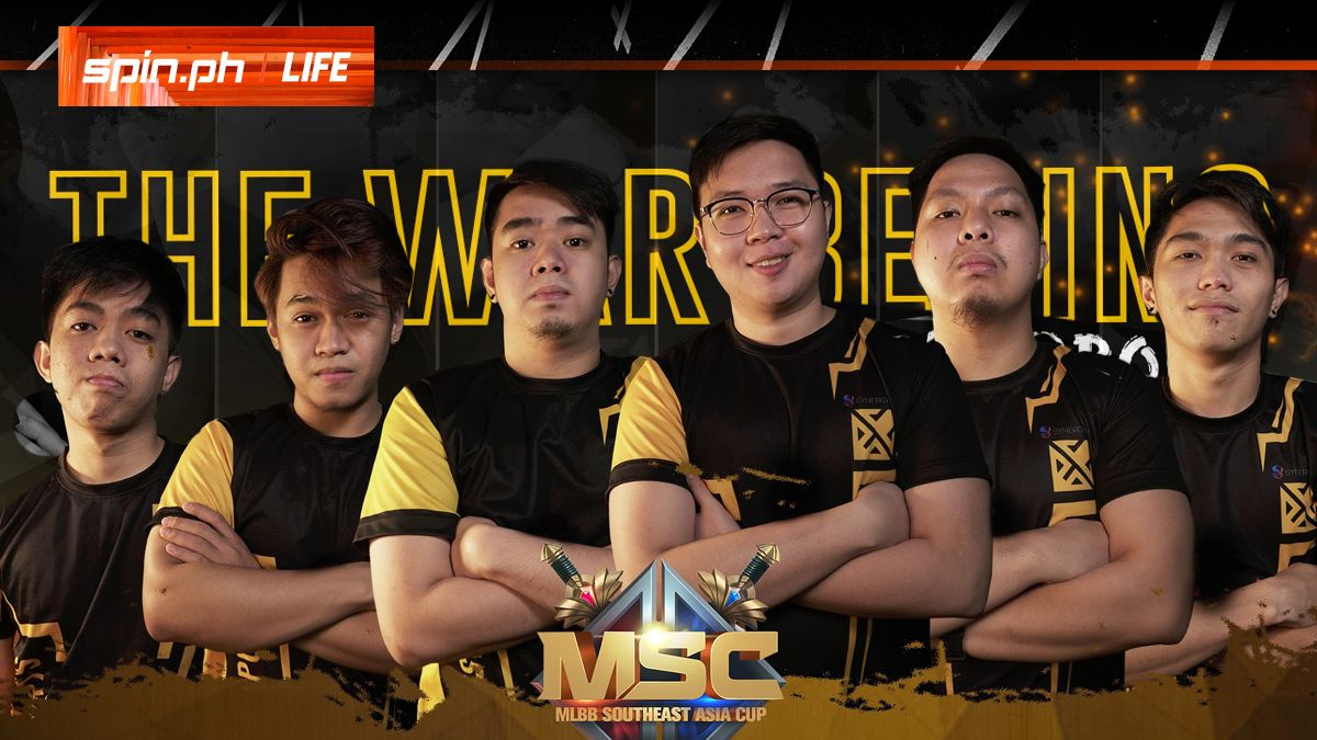 Bren Esports Out To Rule Mobile Legend Southeast Asian Cup 2019