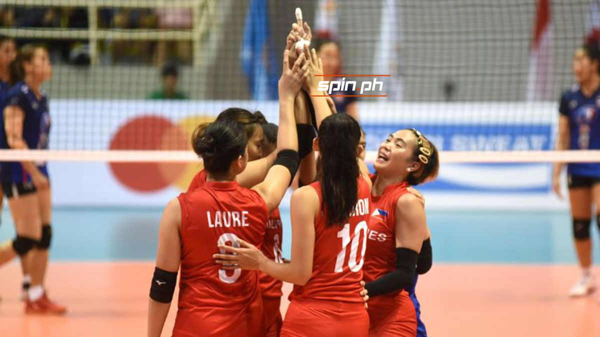 Philippines Loses To Thailand In Second Leg Of Asean Grand Prix 2019