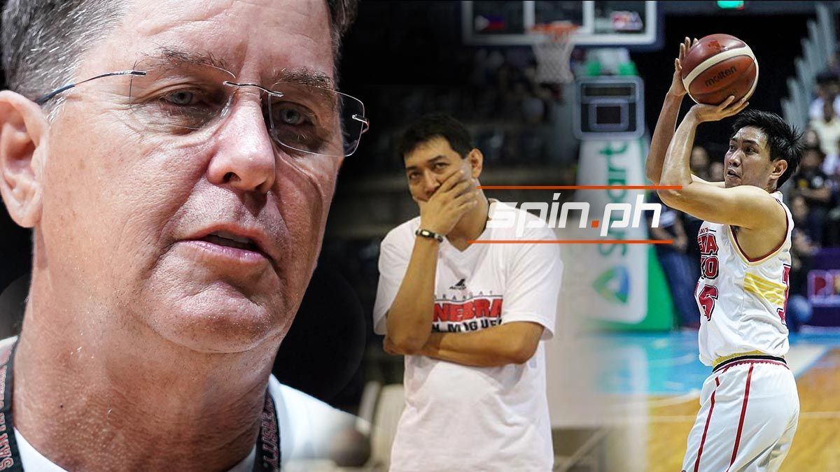 Tim Cone says he sees a little of Allan Caidic in Ginebra gunner Jeff Chan - Sports Interactive Network Philippines