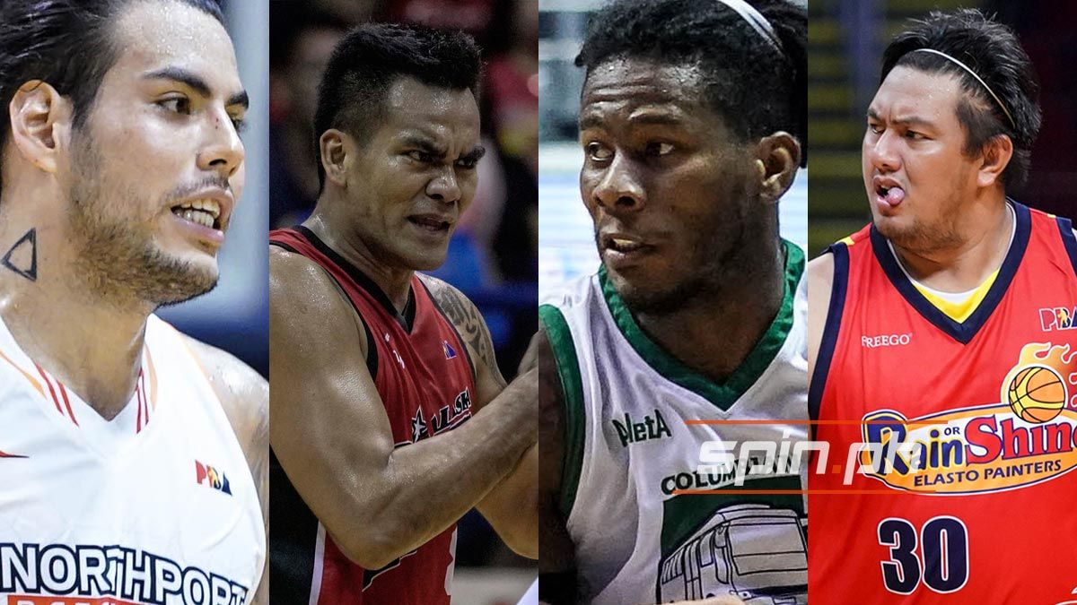 Alaska, NorthPort, Columbian, ROS battle for last two QF spots. See scenarios - Sports Interactive Network Philippines