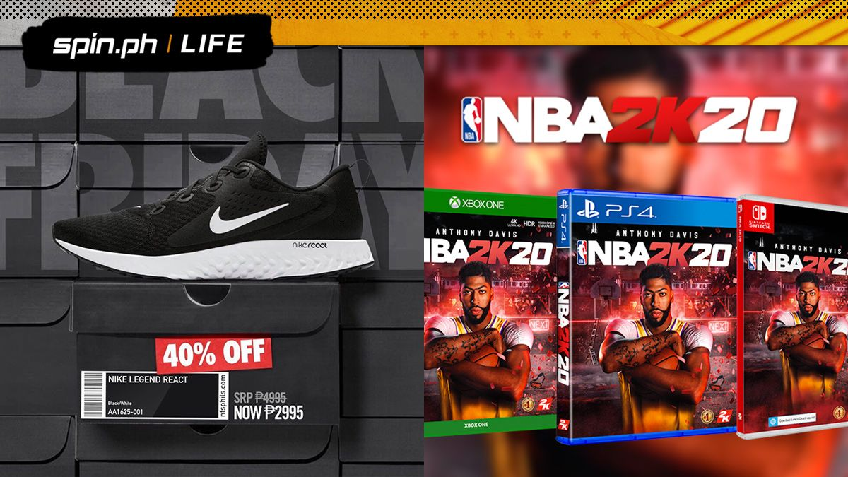 regla compensación Redondear a la baja  The best Black Friday style, sports and gaming deals for 2019