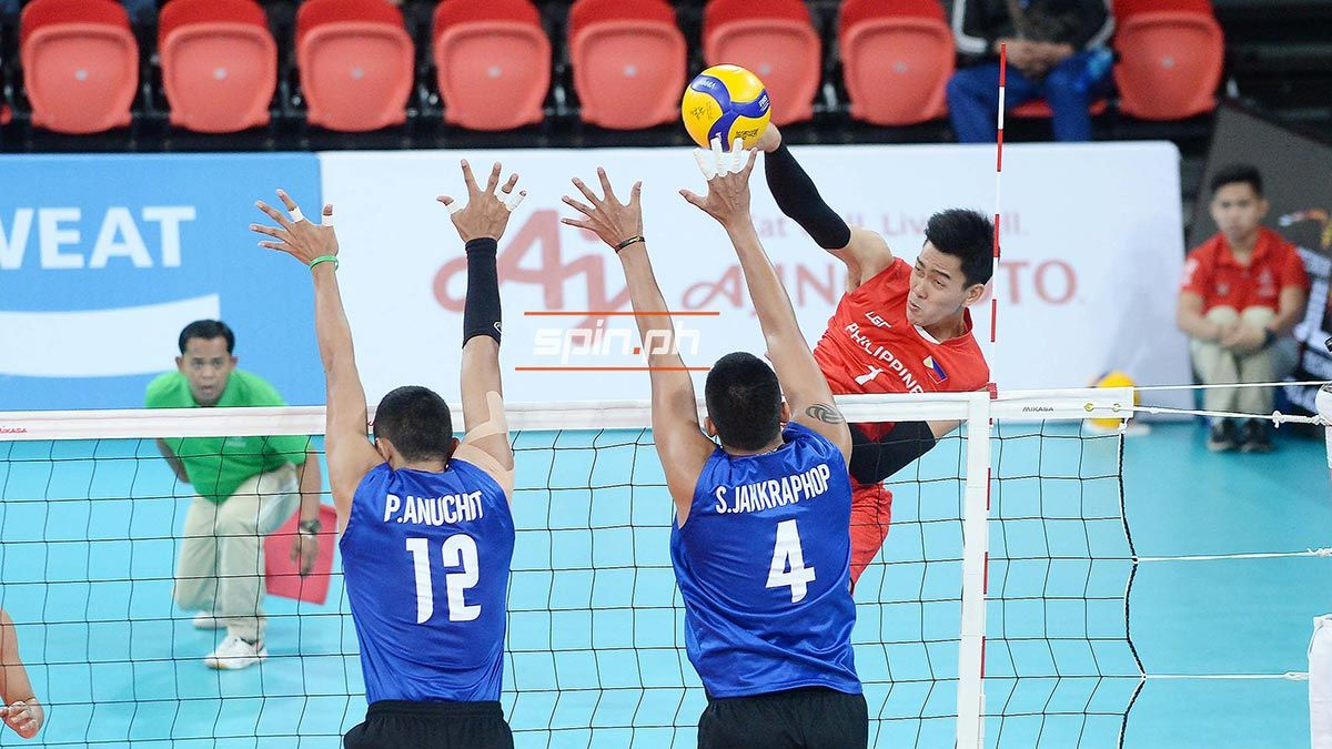 Bagunas Cuts Sea Games Celebration Short As He Returns To Japan
