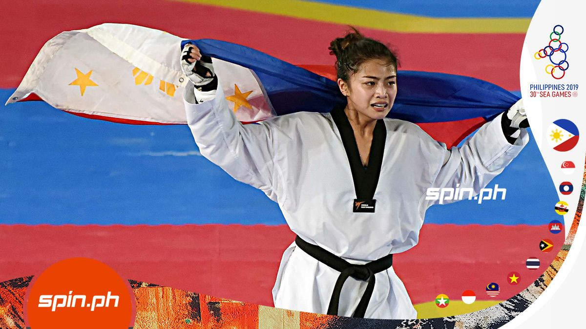 Pauline Lopez Sparks Gold Rush In Taekwondo As Cea Morrison Join