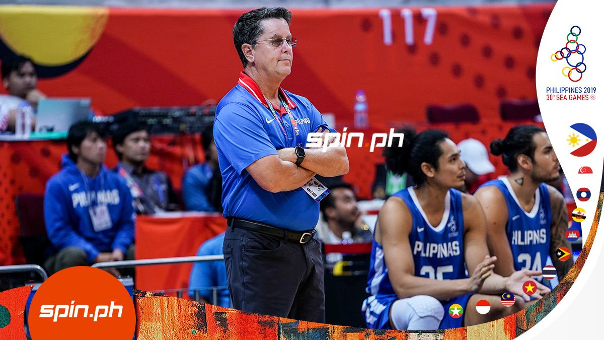 Tim Cone admits holding back against Myanmar - Sports Interactive Network Philippines