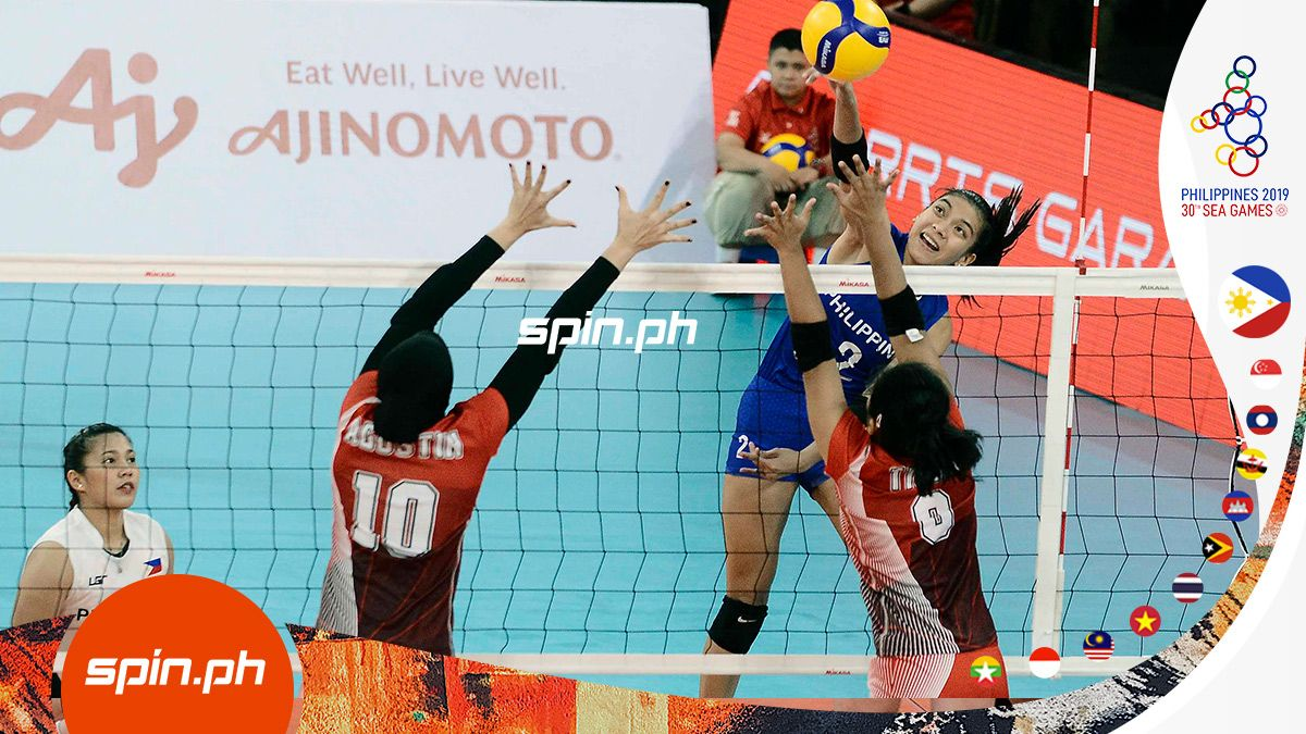 Indonesia Fights Off Two Match Points To Deny Ph Spikers A Bronze