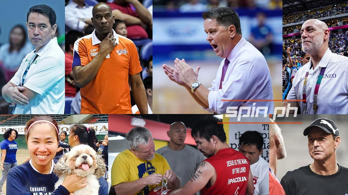 Who Are The Best Coaches In Philippine Sports This Decade