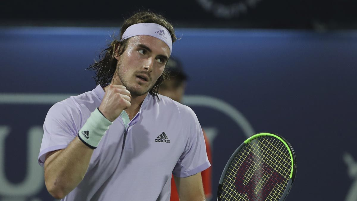 Stefanos Tsitsipas Expected To Play For Greece In Davis Cup Vs Ph