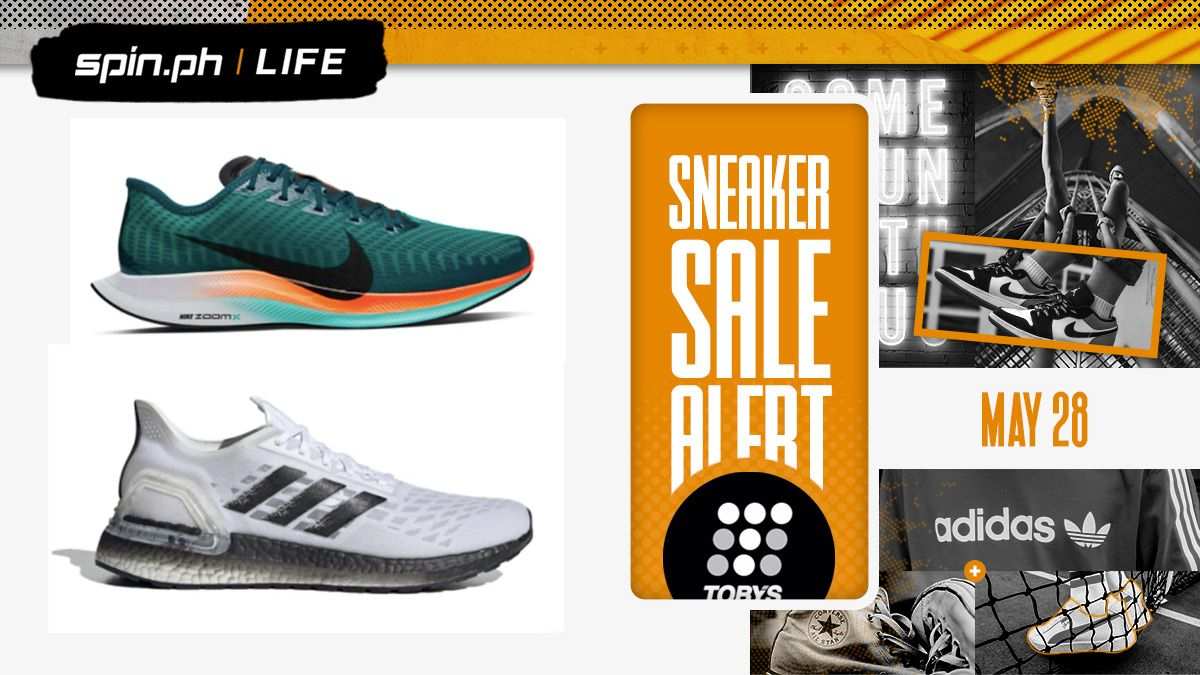 liderazgo Nublado admiración  At Toby's Sports' online store, adidas and Nike are 30% off