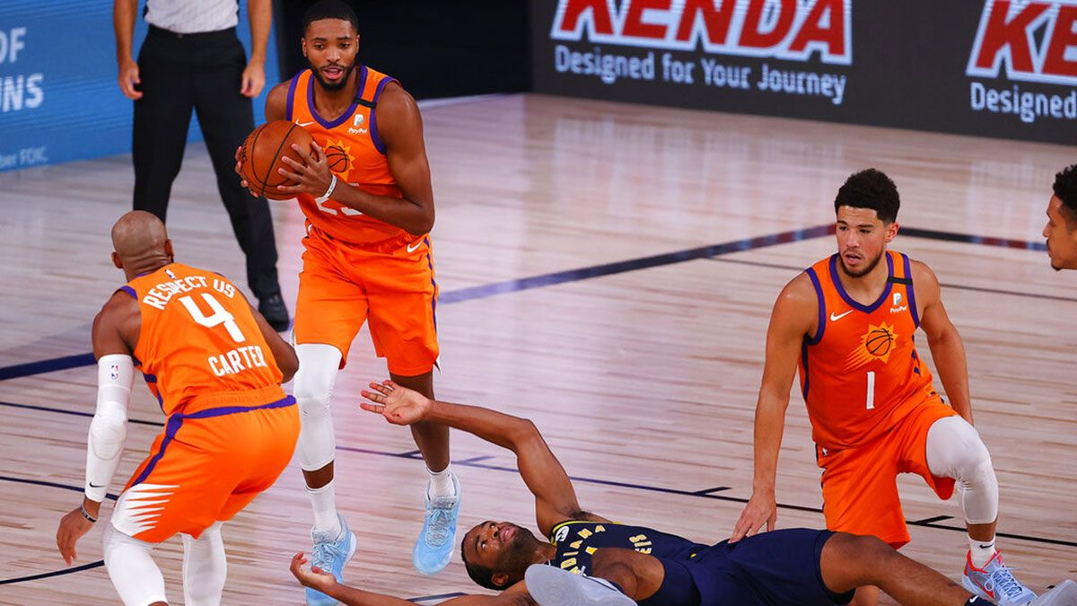 Suns stay hot, limit TJ Warren, Pacers to stay in West ...Suns