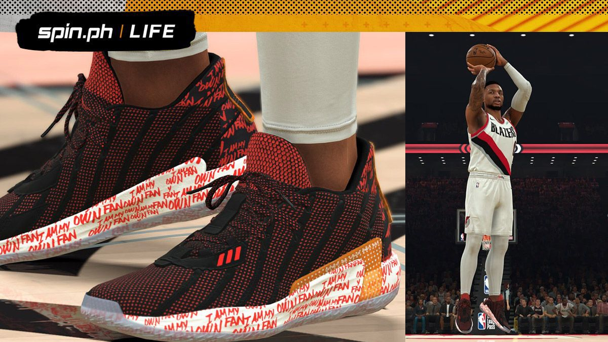New Adidas Dame 7 Revealed In Nba 2k21 And It S Looking Dope