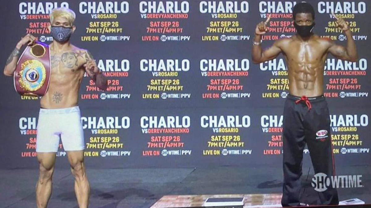Johnriel Casimero favored in WBO title defense vs Ghana's Micah - Sports Interactive Network Philippines