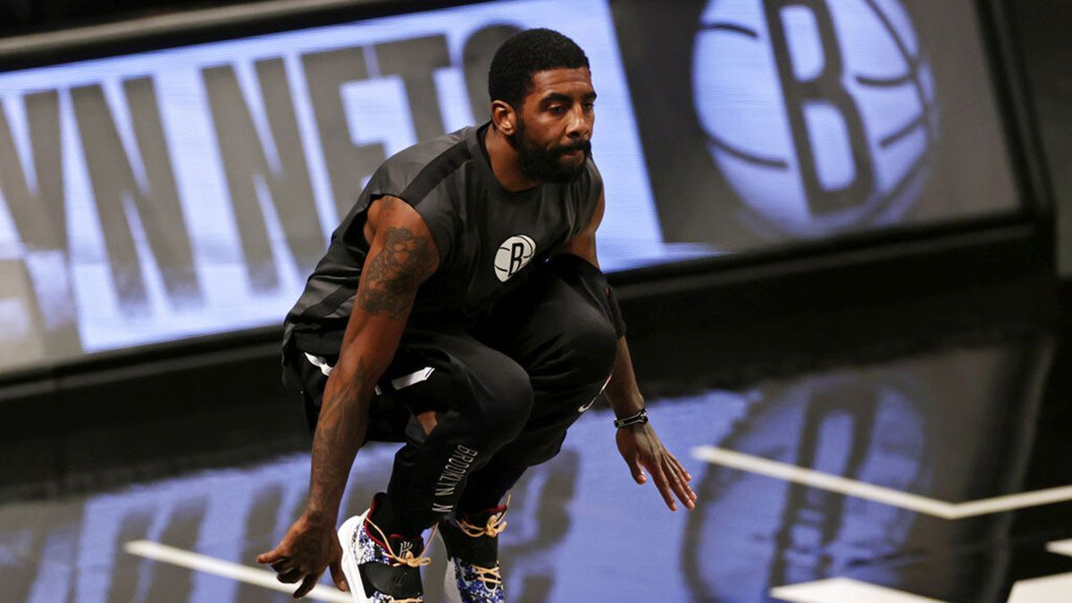 NBA, Nets investigating Kyrie Irving party video