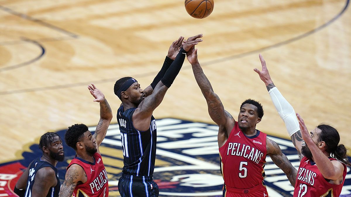 Magic vs Pelicans, Terrence Ross, Wendell Carter III