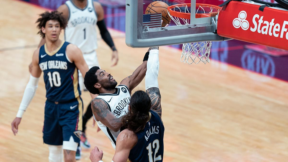 Kyrie Irving leads short-handed Nets past Pelicans - Sports Interactive Network Philippines