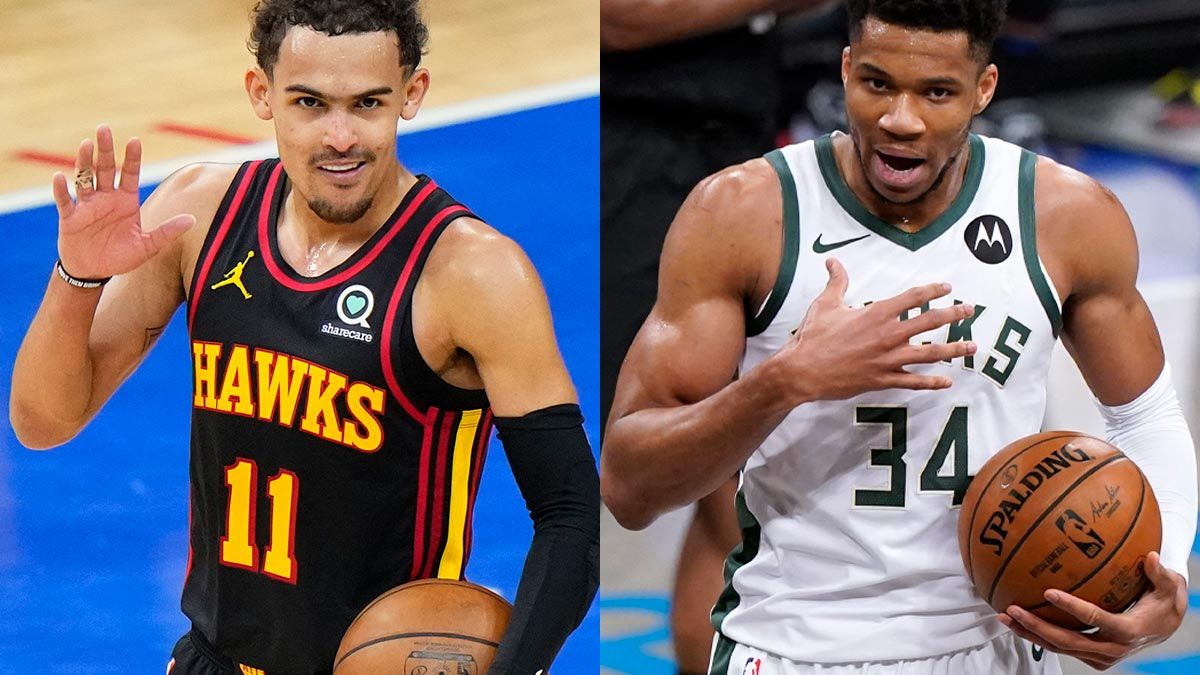 You wanted Brooklyn-Philly? It's No. 5 Hawks vs 3rd-seed Bucks