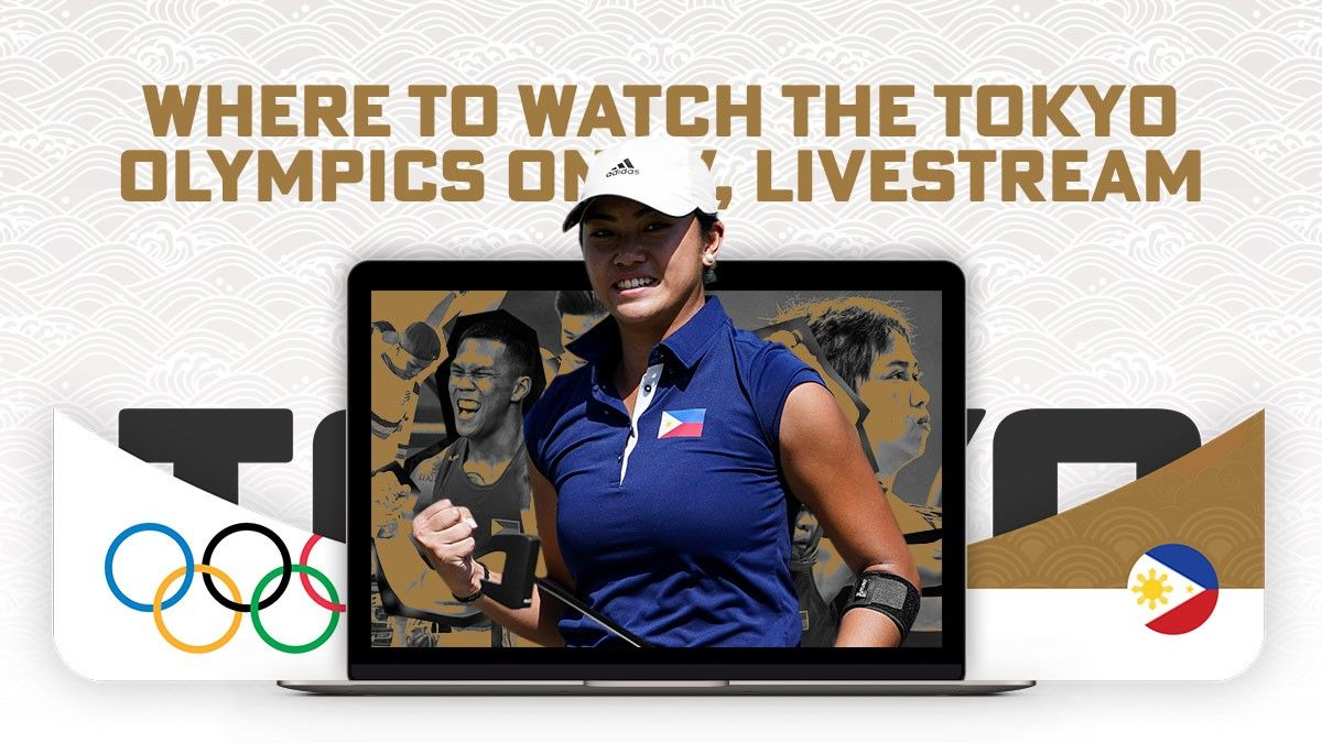 Where to watch the Tokyo Olympics on TV, livestream