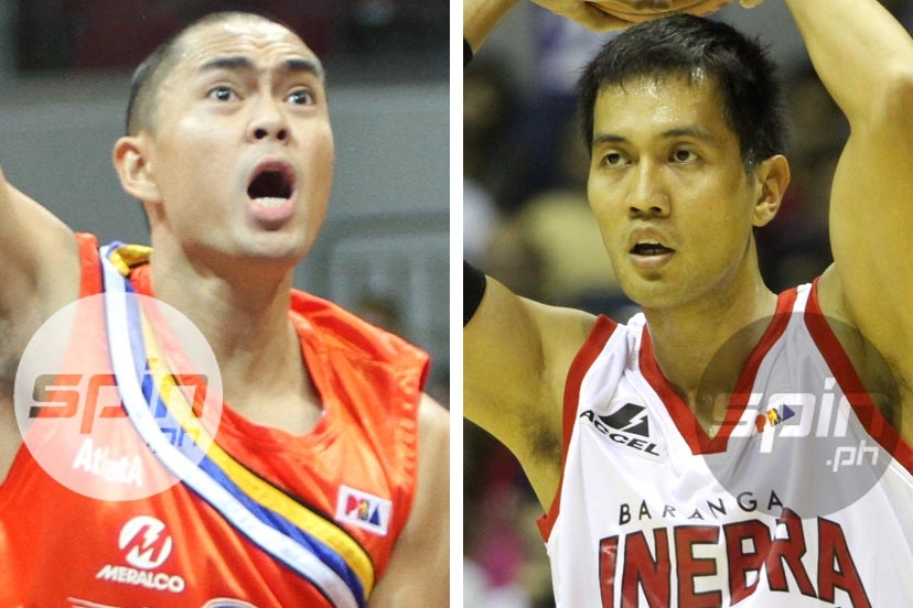 Ginebra sends Kerby Raymundo to Meralco for JR Reyes in one-on-one trade