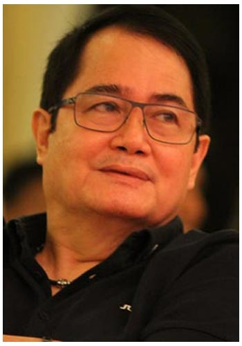 No less than Maynilad president Ricky Vargas expressed delight over the signing of Eloy Poligrates. Jerome Ascano