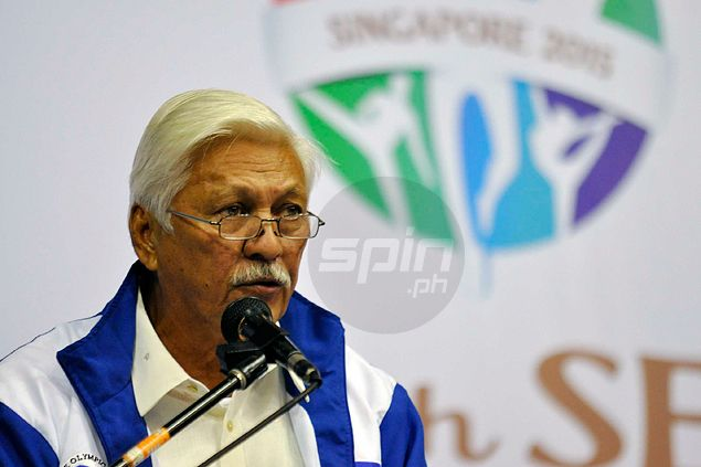 Richie Garcia says the close calls in the SEA Games should serve as a wake-up call for basketball officials. Dante Peralta