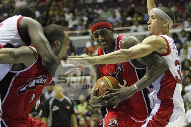 Alaska import Dozier on 'The Beast'