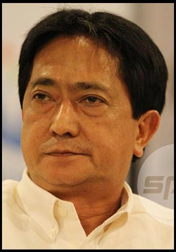 SMC head of basketball operations Robert Non insists 'bigayan' doesn't exist in the league. Jerome Ascano