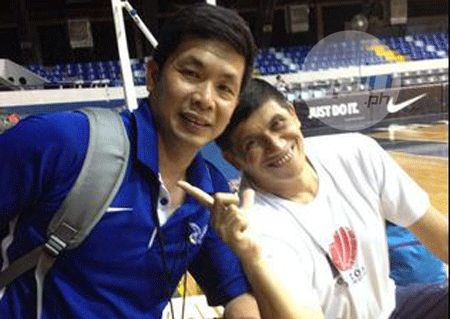 Coach Tai Bundit has no doubt helped raise the standards of Philippine volleyball. Mei-Lin Lozada