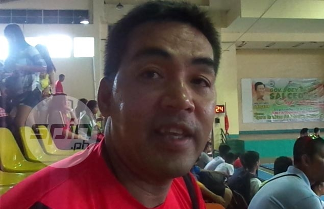 Like former Stags teammates Pua, Topex, Adducul, Rommel Daep now a full-fledged coach in Bicol