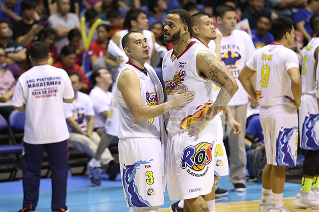 One down, three to go for Paul Lee, Henderson-Niles and the Elasto Painters.