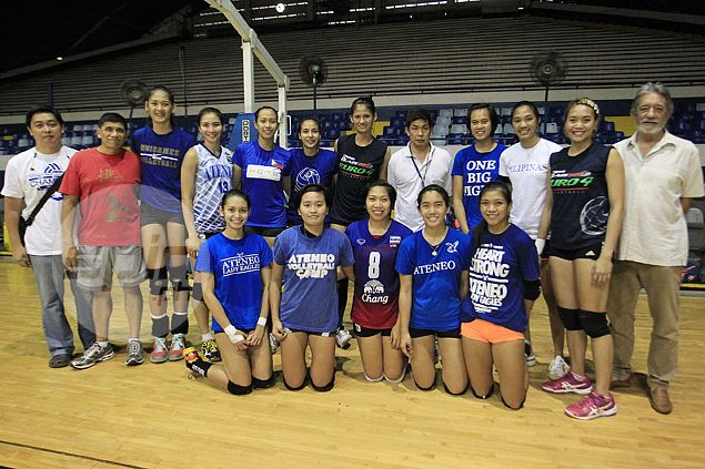 PH women's volleyball team gets warm welcome from ...