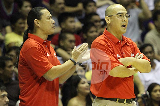 BARANGAY Ginebra opened the new year with a bang, replacing Siot