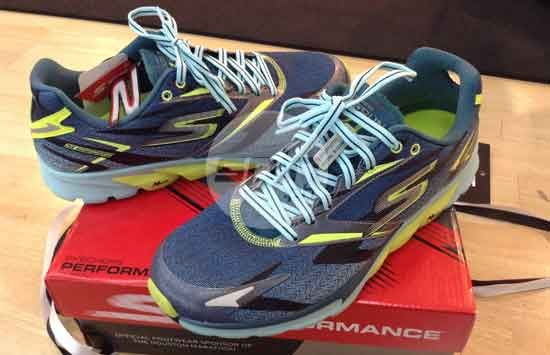 The Skechers GORun 4 running shoe