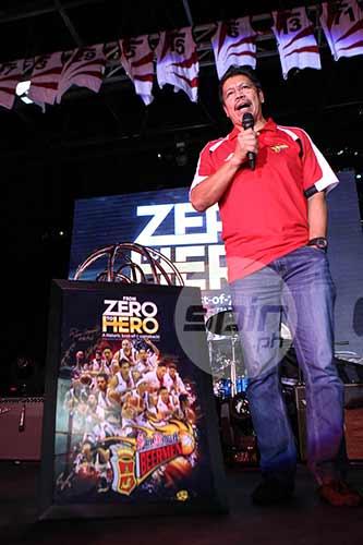 Zero to hero.