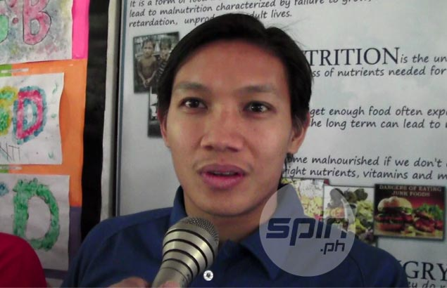 Petron guard Alex Cabagnot now sports a shorter hairstyle, saying he ...