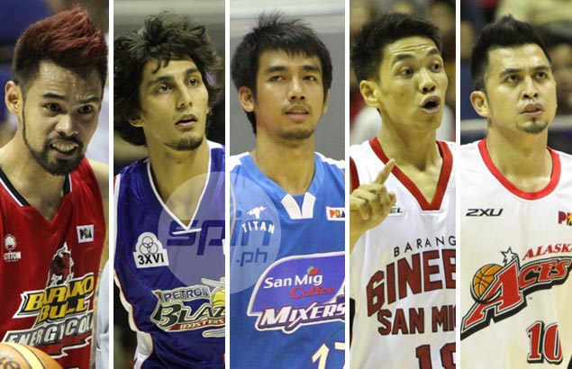 Mallari, Maliksi, Ramos, Tubid set for move in five-team, 10-player trade