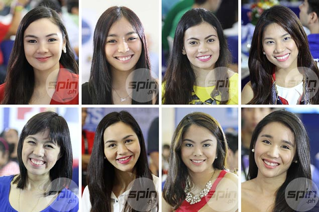 UAAP courtside reporters ready for their close-up