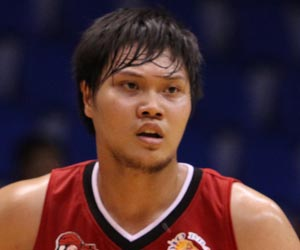 Christopher Royce Javier - UE Red Warriors | Game Central | SPIN.PH