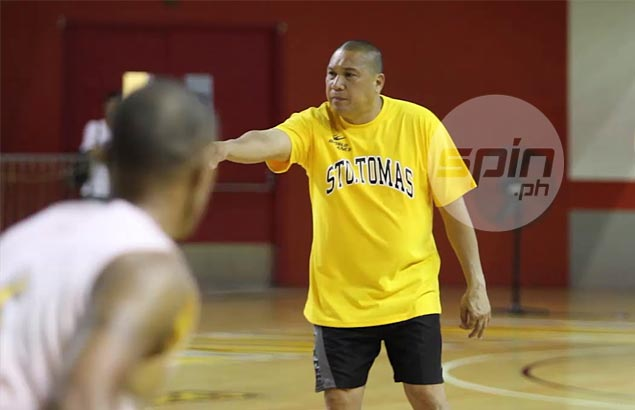 VIDEO PREVIEW: UST Tigers hungrier than ever for UAAP title, says Jarencio