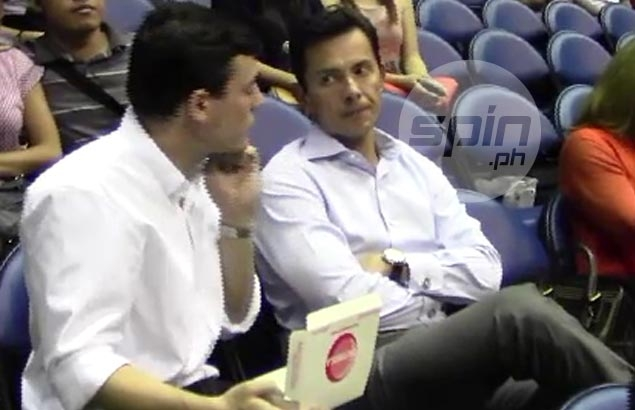 Uytengsu says coverage of PBA games 'an issue,' insists there's 'no substitute for live TV'