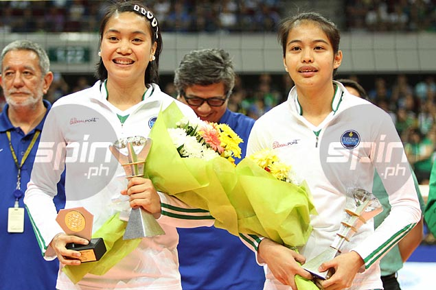RUMOR OR FACT: Tabulation mix-up leads to proclamation of UAAP volleyball co-MVPs