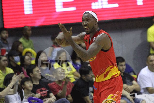 Wayne Chism hit a game-high 32 in Game Three. Czar Dancel