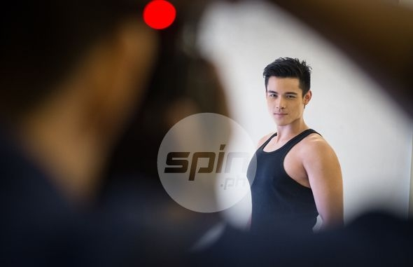 The cover for the March 2014 issue of Men's Health is Xian Lim's second.    Jaime Campos